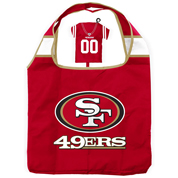 DUCK HOUSE NFL エコバッグ 49ers